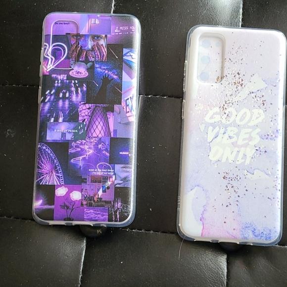 2 phone cases